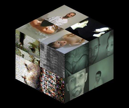 Compilation de 12 vidéos réalisées entre 1997 et 2004, environ 40'. Son stéréo. 2004, Paris.