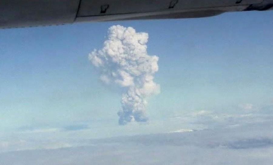 Volcan Grimsvötn